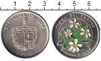 Изображение Монеты Куба 1 песо 1997 Медно-никель UNC-