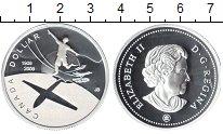 Изображение Монеты Канада 1 доллар 2009 Серебро Proof-