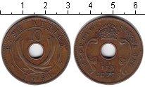 Изображение Монеты Восточная Африка 10 центов 1951  VF