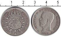 Изображение Монеты Швеция 1 крона 1939 Медно-никель XF Густав V