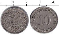 Изображение Монеты Германия 10 пфеннигов 1914 Медно-никель XF