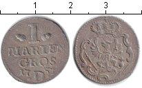 Изображение Монеты Пруссия 1 грош 1753 Посеребрение VF