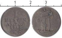 Изображение Монеты Гессен-Кассель 1 альбус 1768 Серебро VF