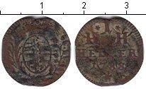 Изображение Монеты Саксония 1 геллер 1788 Медь VF