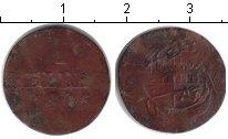 Изображение Монеты Саксония 1 геллер 1805 Медь VG