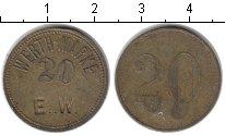 Изображение Монеты Германия 20 марок 0   Нотгельд