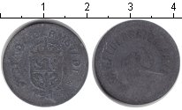 Изображение Монеты Нотгельды 10 пфеннигов 1917 Цинк  Дармштадт.