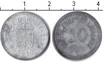 Изображение Монеты Нотгельды 10 пфеннигов 1917 Цинк VF