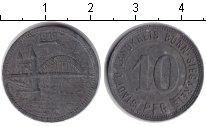 Изображение Монеты Нотгельды 10 пфеннигов 1919 Цинк VF