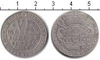 Изображение Монеты Мюнстер 6 марьенгрош 1715 Серебро VF