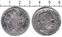 Изображение Монеты Австрия 1 флорин 1879 Серебро