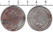 Изображение Монеты Австрия 20 крейцеров 1805 Серебро