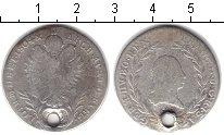 Изображение Монеты Австрия 20 крейцеров 1804 Серебро