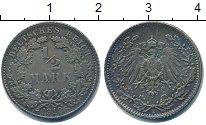 Изображение Монеты Германия 1/2 марки 1919 Серебро