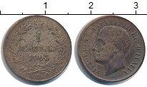 Изображение Монеты Италия 1 сентесимо 1905 Медь
