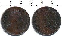 Изображение Монеты Гонконг 1 цент 1905 Медь XF