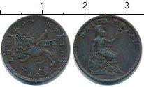Изображение Монеты Ионические острова 1 лепта 1834 Медь VF
