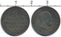 Изображение Монеты Липпе-Детмольд 1 грош 1860 Серебро XF