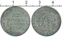 Изображение Монеты Саксония 1/12 талера 1764 Серебро