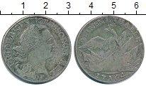 Изображение Монеты Пруссия 1/2 талера 1764 Серебро