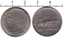 Изображение Монеты Италия 50 сентесим 1919 Медно-никель XF