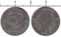 Изображение Монеты Бавария 6 крейцеров 1835 Серебро VF