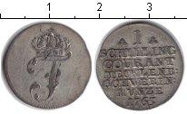 Изображение Монеты Мекленбург-Шверин 1 шиллинг 1765 Серебро VF