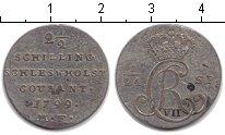 Изображение Монеты Шлезвиг-Гольштейн 2 1/2 шиллинга 1799 Серебро VF