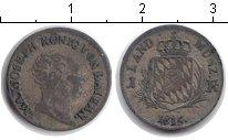 Изображение Монеты Бавария 1 крейцер 1815 Серебро VF