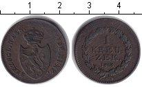 Изображение Монеты Нассау 1 крейцер 1808 Медь VF