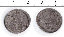 Изображение Монеты Вюртемберг 3 крейцера 1804 Серебро VF