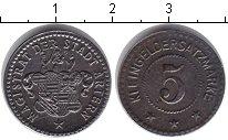 Изображение Монеты Нотгельды 5 пфеннигов 0 Железо XF