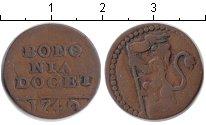 Изображение Монеты Ватикан 1 кватрино 1740 Медь  Папская обл