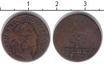 Изображение Монеты Пруссия 1 штубер 1772 Серебро
