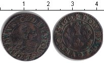 Изображение Монеты Франция 1 двойной торнуа 1632