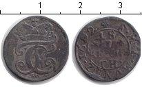 Изображение Монеты Мюнстер 1/48 талера 1692 Медь VF