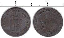 Изображение Монеты Вестфалия 10 центов 1810 Медь VF