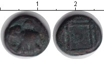 Изображение Монеты Индия 2 1/2 кэша 0 Медь  До 1761
