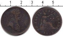 Изображение Монеты Великобритания Великобритания 1825 Медь