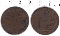 Изображение Монеты Великобритания 1/2 пенни 1804