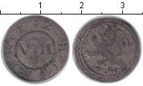 Изображение Монеты Гессен 8 геллеров 1658