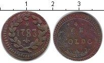 Изображение Монеты Италия 1 сольдо 1783