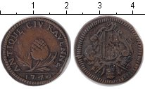 Изображение Монеты Ватикан Ватикан 1744