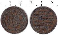 Изображение Монеты Ватикан 1/2 байоко 1802