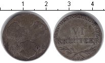 Изображение Монеты Австрия 6 крейцеров 1805