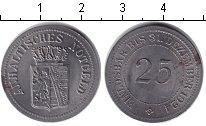 Изображение Монеты Нотгельды 25 пфеннигов 1924 Железо XF
