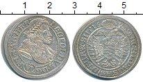Изображение Монеты Австрия 6 крейцеров 1674 Серебро XF