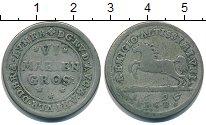 Изображение Монеты Брауншвайг-Люнебург-Каленберг-Ганновер 6 грошей 1696 Серебро VF