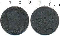 Изображение Монеты Испания 8 мараведи 1823 Медь