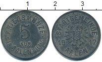 Изображение Монеты Нотгельды 5 пфеннигов 1917  VF